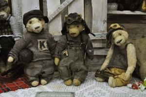 В Москве пройдет выставка коллекционных мишек Teddy