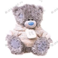 Мишка Тедди Me to You в свитере - Best Mum Me to You Bear  G01W1944 38