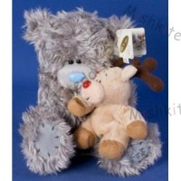 Мишка Тедди Me to You с оленем - Me to you tatty teddy Holding reinderr   156