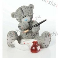 Me to You Bears-Message of Love Figurine