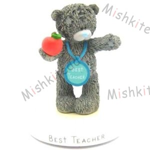 Me to You Bears-Best Teacher Figurine Small Me to You Bears-Best Teacher Figurine Small