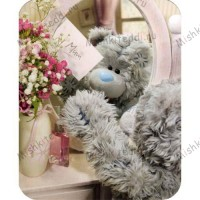 Mirror and Card Mothers Day Me to You Bear Card