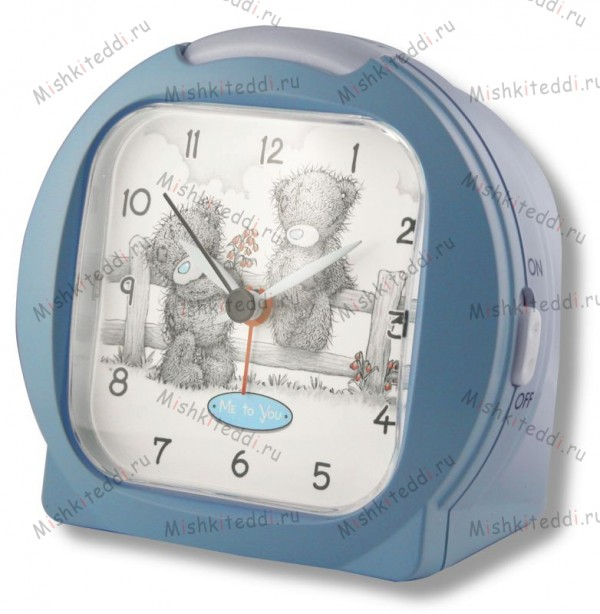 Будильник Me to you - Me to You Bear Alarm Clock MTYCLK06A 16 Me to You Bear Alarm Clock
