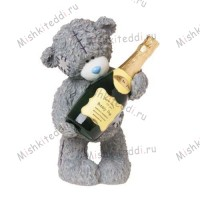 Bubbly Pop Me to You Bear Figurine (Dec Pre-Order)