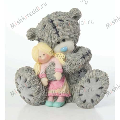 Always There Me to You Bear Figurine Always There Me to You Bear Figurine