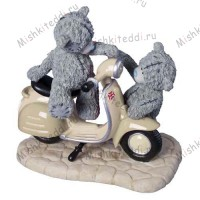 Little Wheels Big Idea Me to You Bear Figurine (Dec Pre-Order)