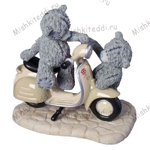 Little Wheels Big Idea Me to You Bear Figurine (Dec Pre-Order) Little Wheels Big Idea Me to You Bear Figurine (Dec Pre-Order)