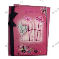 21st Birthday Me to You Bear Boxed Card
