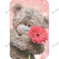 Wonderful Mum Me to You Bear Card