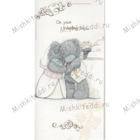 On Your Wedding Day Monery Gift Wallet