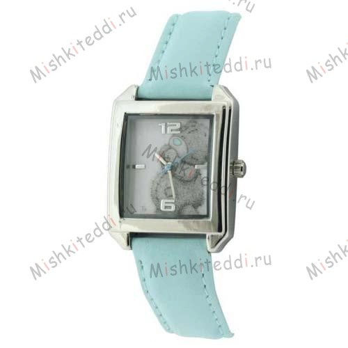 Часы Me to you - Мишка Тедди  мечтает - Me to You Bear Watch Blue MTY234A 155 Me to You Bear Watch Blue