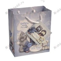Small My Blue Nose Friends Gift Bag