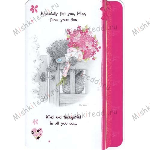 Mum from Son Mothers Day Me to You Bear Card Mum from Son Mothers Day Me to You Bear Card