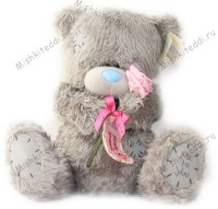 Мишка Тедди Me to you 50 см держит розу  - ME TO YOU TATTY TEDDY  02_G01W1865 132