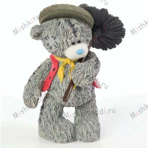 Brush Of Luck Me to You Bear Figurine Brush Of Luck Me to You Bear Figurine
