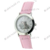 Часы Me to you - Мишка Тедди - Me to You Bear Watch Pink MTY235B 73