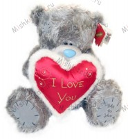 Мишка Тедди ME TO YOU 40 cм держит сердце I Love You - ME TO YOU TATTY TEDDY  02_G01W0303  169