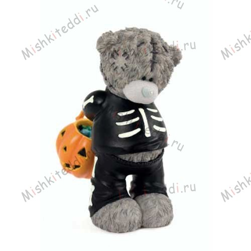 Trick or Treat Me to You Bear Figurine Trick or Treat Me to You Bear Figurine