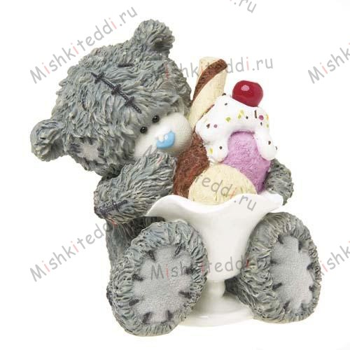 Counting The Calories Me to You Bear Figurine Counting The Calories Me to You Bear Figurine
