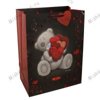 Extra Large Love Me to You Bear Gift Bag