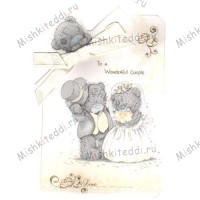 To A Wonderful Couple Me to You Bear Card