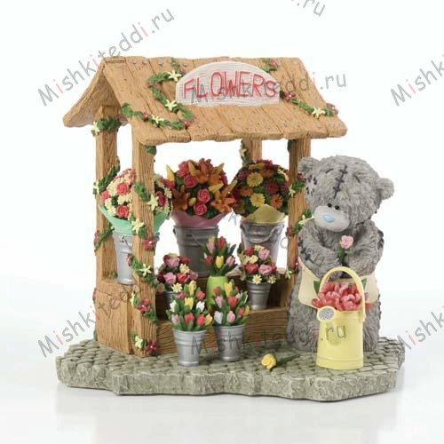 Blooming Marvellous Me to You Bear Figurine Blooming Marvellous Me to You Bear Figurine
