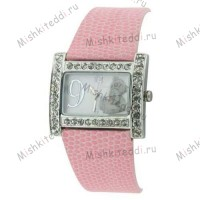 Часы Me to you - Мишка Тедди - Me to You Bear Watch Pink MTY240B 90