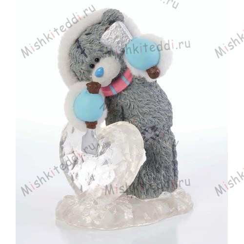 Sculpture of My Love Me to You Bear Figurine Sculpture of My Love Me to You Bear Figurine