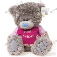 "Мишка Тедди Me to You ""Лучшие друзья!"" - Me To You Best Friends Tatty Teddy GO1W1866 112"