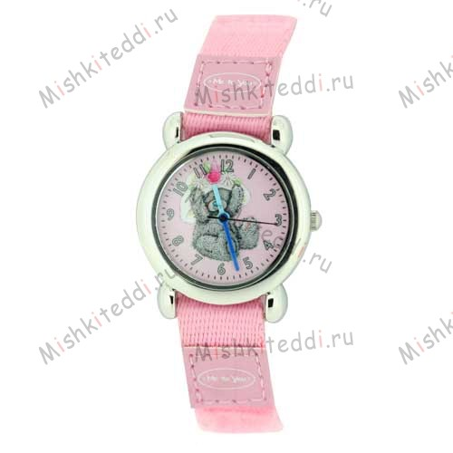 Часы Me to you - Мишка Тедди в шляпе - Me to You Bear WatchPink MTY81/B 151 Me to You Bear WatchPink