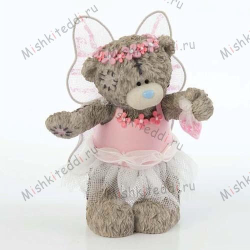 Fairy Twinkles Me to You Bear Figurine Fairy Twinkles Me to You Bear Figurine