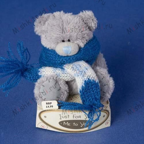 "Мишка Тедди Me To You  7,5 см в шарфе - 3"" Just For You Me to You Bear G01W0556 176 3"" Just For You Me to You Bear"