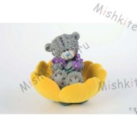 Butter me Up Me to You Bear Figurine - Butter me Up Me to You Bear Figurine