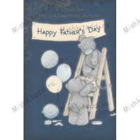 Special Dad from Daughter and Son-in-law Me to You Bear Card