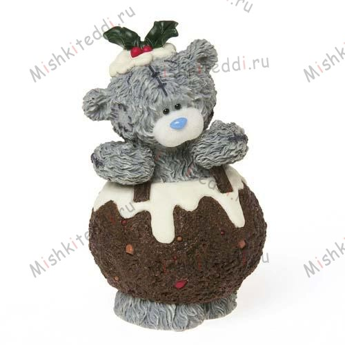 Anyone For Pudding Me to You Bear Figurine (Sept Pre-Order) Anyone For Pudding Me to You Bear Figurine (Sept Pre-Order)
