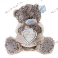 Мишка Тедди Me to You с сердцем - Lovely Daughter Me to You Bear  G01W1178 20