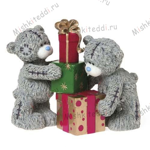 Double The Excitement Me to You Bear Figurine (Sept Pre-Order) Double The Excitement Me to You Bear Figurine (Sept Pre-Order)