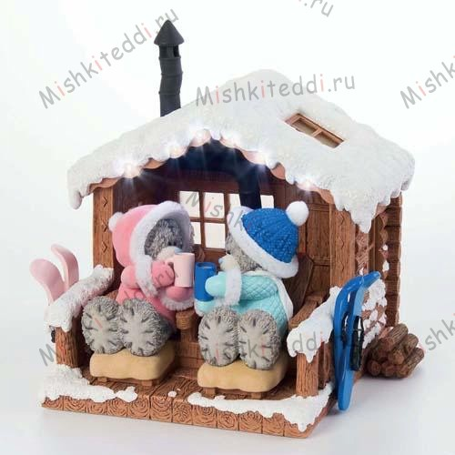 Winter Escape (IMITED EDITION) Me to You Bear Figurine Winter Escape (IMITED EDITION) Me to You Bear Figurine