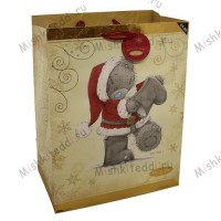 Extra Large Christmas Me to You Bear Gift Bag