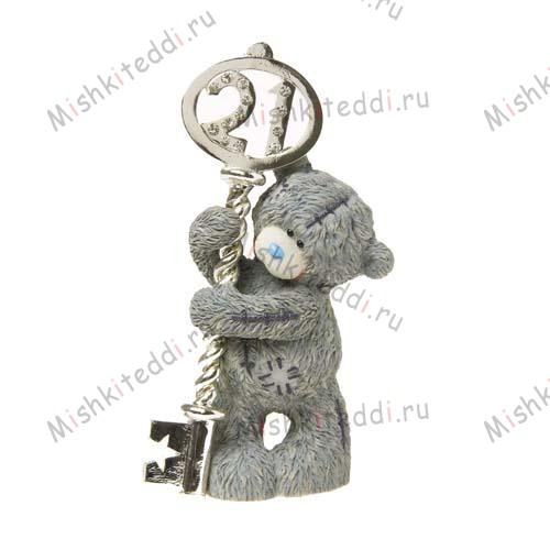 21st Key to The Door Me to You Bear Figurine 21st Key to The Door Me to You Bear Figurine