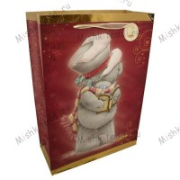 Jumbo Christmas Me to You Bear Gift Bag