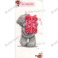 Great Aunt Birthday Me to You Bear Card