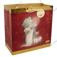 Large Christmas Me to You Bear Gift Bag