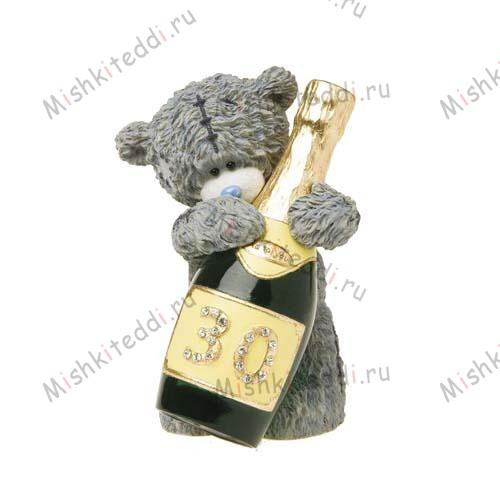 Sparkling 30th Me to You Bear Figurine Sparkling 30th Me to You Bear Figurine