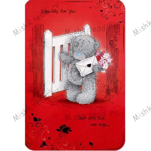 Especially for You Valentines Me to You Bear Card Especially for You Valentines Me to You Bear Card