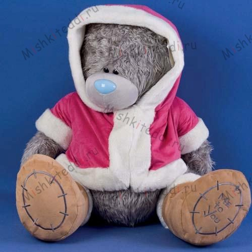"Мишка Me to You 30 дюймов В костюме эскимоса - 30"" Pink Eskimo Me to You Bear G01W1331 4 30"" Pink Eskimo Me to You Bear"