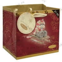 Small Christmas Me to You Bear Gift Bag