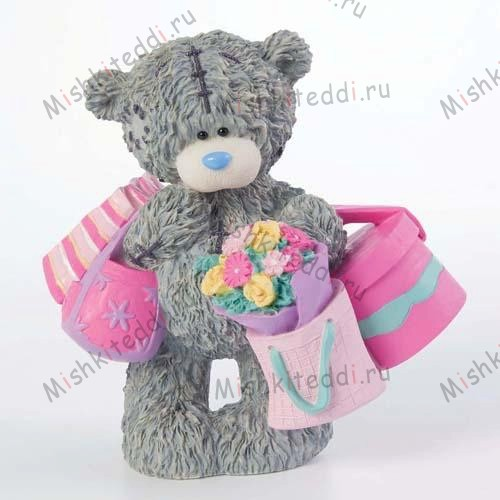 Simply Gifted Me to You Bear Figurine Simply Gifted Me to You Bear Figurine