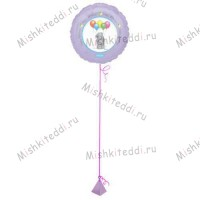 Happy Birthday Helium Balloon Bouquet (Options Available)