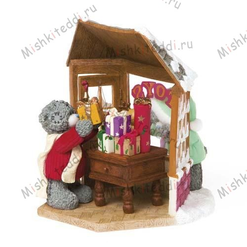 Window Shopping Me to You Bear Figurine (Sept Pre-Order) Window Shopping Me to You Bear Figurine (Sept Pre-Order)